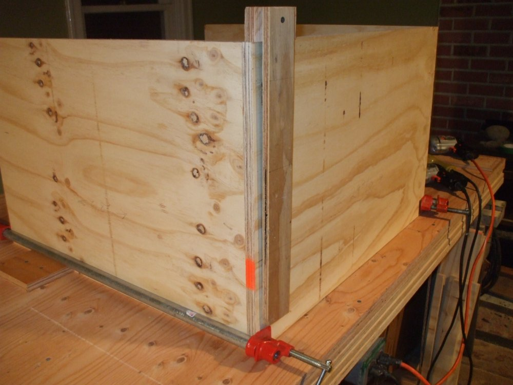 Building A Bathroom Vanity Cabinet From Scratch